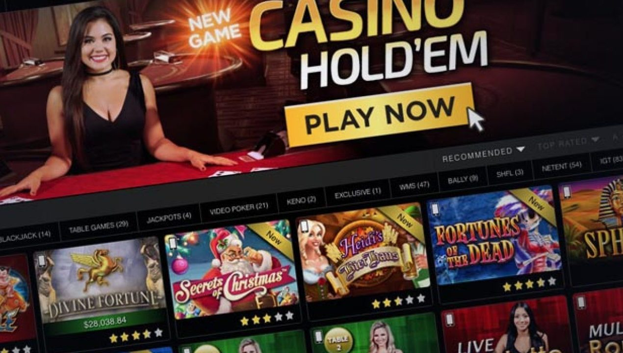 Five Causes To Love The New Casino