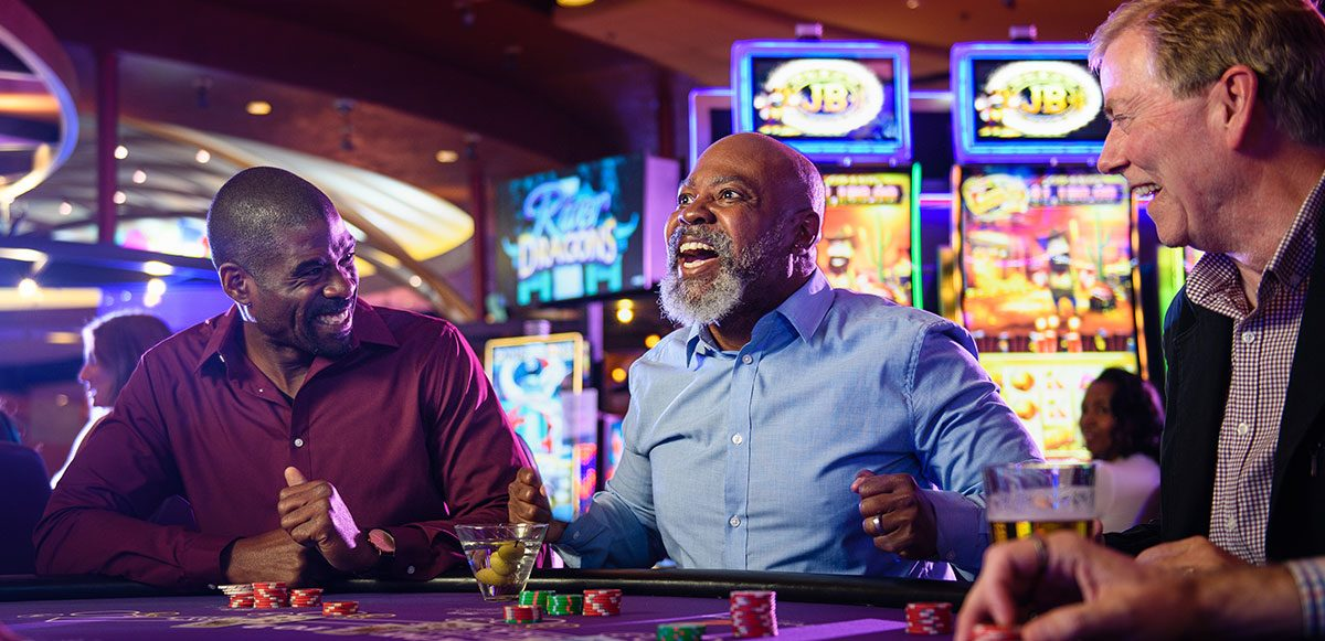 What Are The Predominant Benefits Of Gambling
