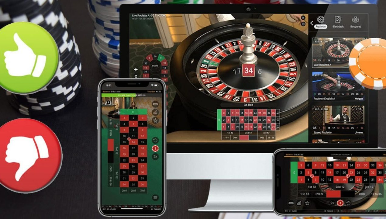 Nine Ridiculously Easy Methods To Improve Your Casino